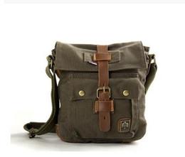 Wholesale Ipad Small - AKARMY canvas bag man casual shoulder bag dedicated for IPAD canvas bag diagonal small bag 551