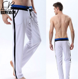 Wholesale cheap men trousers - Wholesale-Hots Sell Free Shipping 2016 Cheap New Best Quality Brands Fashion Sexy Men's Sports Pants Jogging Pants Trousers Casual Pants