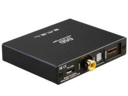 Wholesale Usb Dac Converter - SMSL X-USB XMOS USB to Spdif Converter DAC Support 384KHZ DSD64 DSD128 IIS silver color usb rf usb eos
