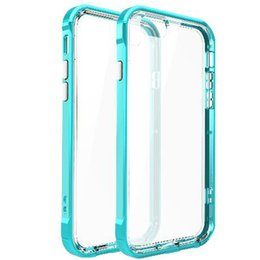 Wholesale plastic partners - Hot Colorful Hard PC+TPU Case Cover Frame Partners Series for iPhone SE 5 5s 6 6s Plus Case Mobile Phone Bag Shell Cover