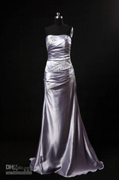 Robe de demoiselle d'honneur pas cher perlé taille empire bustier robes de soirée robe de bal robes de demoiselle d'honneur robe livraison gratuite ? partir de fabricateur