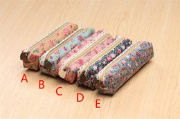 Wholesale Tassel Handles - Fashion 5 Style Cosmetic Bags Makeup Bags Pencil Bags Womens Handle bags Casual Bags Travel Bags Cosmetic case makeup organizer toiletry bag