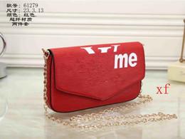 Wholesale Genuine Crocodile Leather Wallet Women - Women bags Women Crocodile Pattern PU Leather Shoulder Bag Evening bags Clutch Wallet Purse Messenger Bag