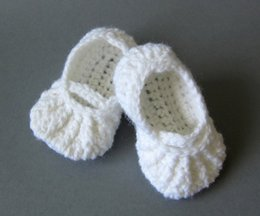 Wholesale Baby Slipper Crochet - Wholesale- Crochet baby shoes,crochet baby booties,Baby ballerina slippers,girl christening shoes,white baby Toddler shoes