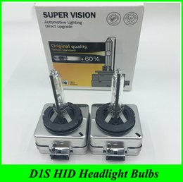 Wholesale Hid 12v - 2 pcs 35W D1S D1R D1 Replacement HID Xenon Bulbs 12v 35w D1S D1R lamps hid D1S Headlamps 4300K 6000K 8000K 10000K