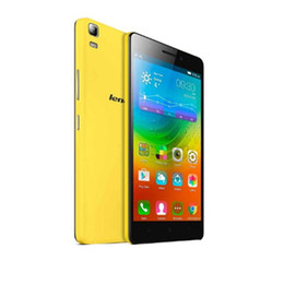 Wholesale Phone Lenovo Dual Core - Lenovo Lemon K3 Note Smartphone 5.5 Inch 1920x1080 Screen Octa Core 2GB 16GB Android 5.0 Mobile Phone Support Digitizer TV
