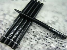 Wholesale Cosmetic Pencil - 20 PCS Lot Make Up Black   Brown Eyeliner Pencil EYE KOHL Eye Liner Cosmetics With Retail Box Free Shipping