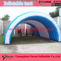 Wholesale Inflatable Stage Cover - Wholesale-Free shipping oxford cloth Inflatable tent, inflatable stage cover, inflatable event tent.