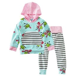 boys suits pink color Coupons - Boys Girls Clothing Suits Stripes Winter Autumn Spring Casual Suits Shirts Pants Hat Infant Outfits Kids Tops & Shorts 0-24M