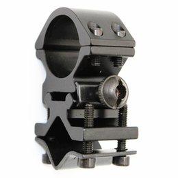 KC feu métal rail clip 25 mm anneau 20 mm rail pistolet montage lampe de poche tactique laser torche support pour 501 b c8 lumière de chasse chasse ? partir de fabricateur
