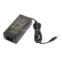 Wholesale Power Balancer - 1pcs AC 12V 5A Power Adapter Adaptor for Imax B5 B6 Balancer Charger Black Top Sale <US$10 no tracking