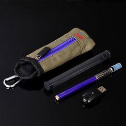 Wholesale Mini Ego Automatic - Wholesale-2015 New Electronic Cigarette 350mAh Automatic battery Mini eGo 1.2ml atomizer Starter Vaporizer Kits Smoking