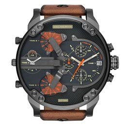 Wholesale stainless steel analog wrist watch - watches men luxury brand DZ7311 DZ7313 fashion casual mens quartz watch military montre homme male wristwatch wrist watches relojes