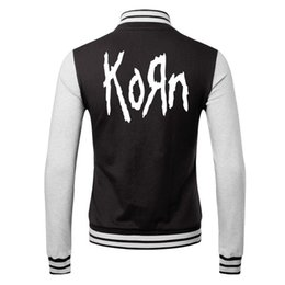 Wholesale Cheap Baseball Uniform - Fall-winner new hot sell cheap and high quality Sportswear hoodie baseball uniform lover`s jacket Casual coat korn