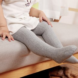 Wholesale Toddler White Tights - Fashion Infant Baby Girls Tights Toddler Kids Tights Pantyhose Autumn Winter Baby Girl Stockings Girl Pants