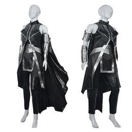 Wholesale X Men Women Costume - NEW Exclusive Movie COS X-Men Storm Ororo Munroe Women Costume Cosplay Costume Custom Made Halloween