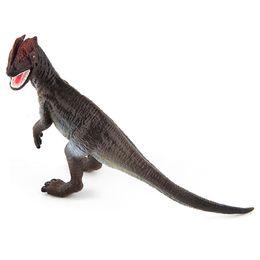 Dessous de gâteaux d'anniversaire en plastique en Ligne-Jurassique Dinosaure Collection De Jouets Simulation Dinosaures Chiffres Modèle Jouets Pour Gâteau Topper Ou Anniversaire Dinosaure En Plastique Animal Jouets