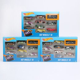 Wholesale Wheels For Toy Cars - Hot Wheels Alloy metal car model classic antique collectible toy cars for sale hot wheels miniatures scale cars models