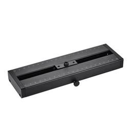 "Wholesale slide slider - Mini 2-Way Damping Camera Slider Track Video Rail 34cm 13.4"" Sliding Length for Canon Nikon Sony DSLR Camcorder Smartphone"