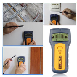 Wholesale Handy Scans - Handy 3 in 1 Stud Finder Detector for Find Wood Metal  Stud AC Wires. Pipes And Joints With Digital LCD Scanning Sensor