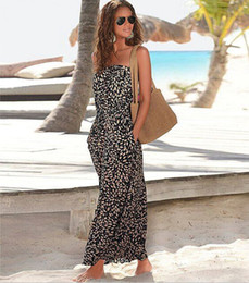 Wholesale Mini Tube Top Dress - 2016 High Quality Summer Posimi Second Fashion Tube Top Printing Sexy Mini- Dress Bodycon Dresses Woman For Womens Clothing Ladies