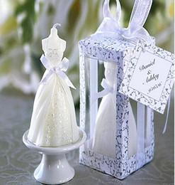 Wholesale Groom Candles - free shipping Creative wedding supplies European style wedding gift gift romantic wedding bride and groom candle candle
