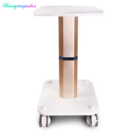 Wholesale Laser Machines For Sale - Hot Sale Styling Pedestal Rolling Cart ABS For Cavitaion Lipo Laser Salon Beauty Machine Use Trolley Stand