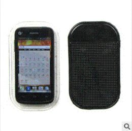 Wholesale Auto Mats Rubber - Slip-resistant car cell phone pad strong fashion slip-resistant pad exhaust pipe auto supplies Floor Mats Cheap Floor Mats