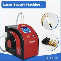 nd fabbrica rimozione del tatuaggio laser yag Sconti Prezzo di fabbrica !! Laser ND-Yag / laser Picis 532nm 1064nm 755nm pico laser / Picosecondo laser macchina di rimozione del tatuaggio spot / acne rimozione machin