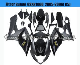 Wholesale Cheap Motorcycle Fairings Kits - Cool Plastic Fairing 05GSXR Fairing Kit Fit for Suzuki GSXR1000 2005 2006 K5 Plastic Bodywork Bodyframe for Motorcycle Cheap Fairing