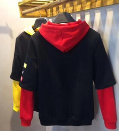 Wholesale Naturals Gods - 2017 High-quality YEEZUS vetements men women hoodie hip hop fear of god KANYE WEST hoodie Free delivery