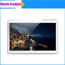Wholesale Android Tablet Pc Arm - 10.6inch Quad-Core tablet ATM7059C ARM Android 5.1.1 1366*768 IPS Screen LVDS port phablet Fast shipping