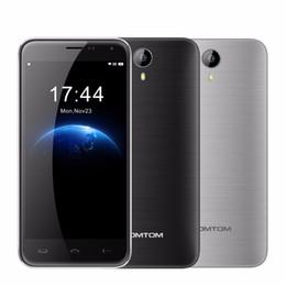 "Wholesale Digital Grey Card - Original Homtom HT3 Smart Phone Quad Core Smartphone MTK6580 5.0"" Android 5.1 3G WCDMA 3000mAh 1GB RAM 8GB ROM 5.0MP"
