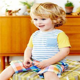 Wholesale Nova Kids Clothes - Kids T Shirts Nova Kids Shorts Sleeve Tops Children Clothes Childrens Clothing Virgin Suit Summer Tide Childrens T Shirt