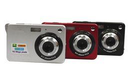 "Wholesale Hd Video Format - 10x HD Digital Camera 16MP 2.7"" TFT 4X Zoom Smile Capture Anti-shake Video Camcorder DC530 Alishow 4-DV"