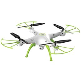 Wholesale I Ce - Wholesale- JJR  C Cheerwing Syma X5HW-I Wifi FPV Drone with HD Camera Live Video Altitude Hold Function 2.4Ghz 4CH RC Quadcopter AA Charge