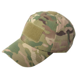Wholesale multicam camouflage - SINAIRSOFT Army Camouflage Cap Tatical Hat Airsoft Paintball Outdoor Hunting Hiking Camping Baseball Caps Men Multicam Soldier Combat