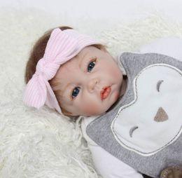 Wholesale Stripe Hair Bow - 2016 New Baby Girl Hair ornaments Yarn Cotton Bow Stripe Headbands Girl Fashion Headwear Baby Accessories TD62