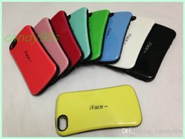 Wholesale Iface Galaxy S4 Case - iface Cases for iphone4 4s 5 5s 5c iphone6 6plus samsung galaxy S3 S4 S5 samsung note2 note3 note4 Korea Style Fashion case
