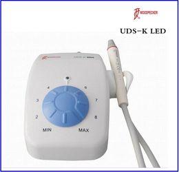 Wholesale Dental Handpiece Light - Woodpecker Ultrasonic Scaler With Detachable LED Light Handpiece UDS-K Origin Dental Equipment and Instrument