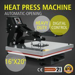 Wholesale Open Pants - 40X50CM Auto Open Magnetic Heat Transfer Heat Press Machine for T-shirts Pants