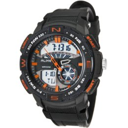 Wholesale Watches Sport Digital Alike - 2016 Alike Brand Luxury Men Digital Watch S SHOCK Military Clock Men Watch Water Resistant Date Calendar LED Sports Watches Men