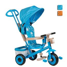 Wholesale Three Wheel Baby Stroller - Hot Sales Child Tricycle Travel Baby Stroller Three Wheels Portable Folding Kids Toddlers Prams Kid Carriage By JN0069 smileseller