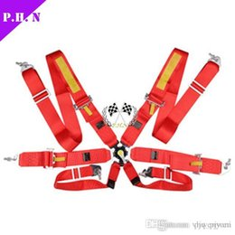 Wholesale Race Safety Harness - Sabelt Harness Homologation   Racing Satefy Seat Belt   6 Point universal fitment have stocked and ready to ship