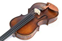 Instruments de musique de violon en Ligne-V300 Violon épicéa de haute qualité 1/8 handcraft violino Musical Instruments violon archet cordes de violon