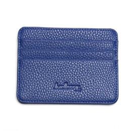 Wholesale Bank Wallets - New 2016 Fashion Card Holder slim Bank Credit Card ID Card Holder case bag Wallet Holder money