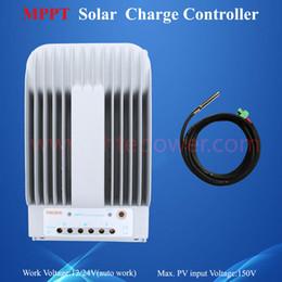 Wholesale Solar Battery Controller Mppt - solar charge controller mppt ,150v tracer4215bn pv battery controller 12v 24v 40a