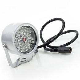 beleuchtungsnachtlicht Rabatt 48 LED, die infrarod Nachtzucht-Überwachungskamera verzending Infrarotlicht, frei, Dropshipping kennzeichnet
