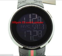 Роскошные наручные часы мужская коллекция черный резиновый ремешок 44 мм YA114207 кварцевые мужские часы мужские часы высокое качество supplier wristwatch collection от Поставщики коллекция наручных часов
