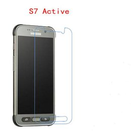 Wholesale Touch Screen Protection Film - Soft Explosion-proof Nano for Samsung S7 Active G891A Phone Protection film touch Screen Protector (Not Tempered Glass)
